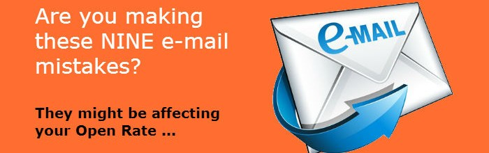 Nine Ways to Improve your Emails and Open Rate